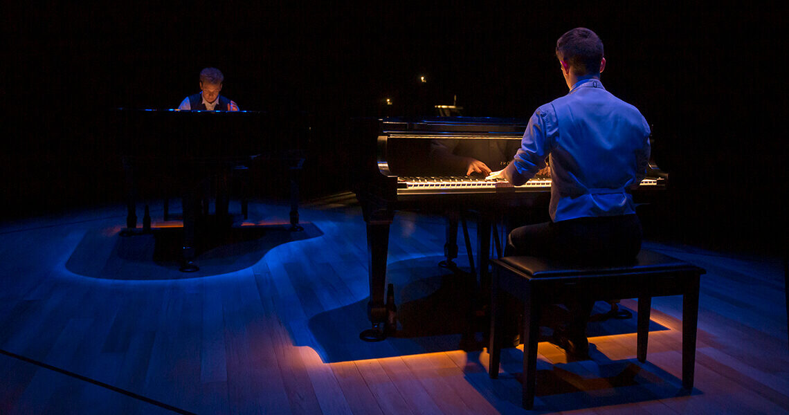 2 Pianos 4 Hands at Cincinnati Playhouse in the Park (OH)